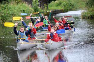 British Canoeing: Paddle